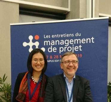 Entretiens management du projet 2019